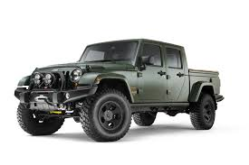 jeep brute single cab here s the ultra fancy aev brute double cab filson edition