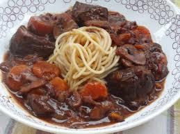 cuisiner le boeuf bourguignon le bon bourguignon recette de boeuf bourguignon