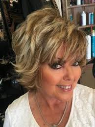 wash and wear hair for elderly women short hair for women over 60 with glasses short hairstyles for