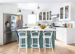 our modern english country kitchen emily henderson