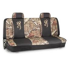 bench browning bench seat covers browning bench style universal
