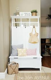 Building A Mudroom Bench 74 Best Diy Entryway Mudroom Images On Pinterest Mud Rooms Home