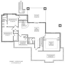 Custom Homes Floor Plans by Cherry Floor Plan From Noco Custom Homes