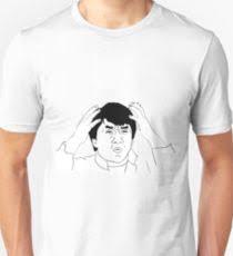 Jackie Chan Meme - jackie chan meme gifts merchandise redbubble