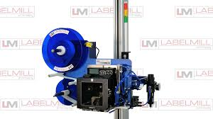 manual label applicator machine lm 3510 print u0026 apply u2013 label mill