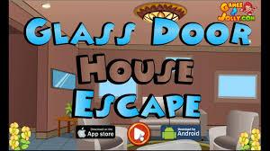 glass door app glass door house escape walkthrough games2jolly youtube