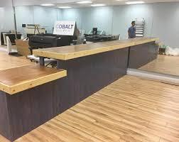 Ada Reception Desk Makers Of Rustic Bars Reception Desks U0026 Sales By Buyfoobars