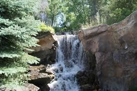 small thanksgiving file small waterfall at thanksgiving gardens near lehi utah jpg