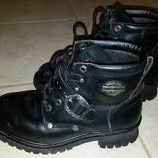 womens ankle boots in size 12 82 harley davidson boots harley davidson s leather