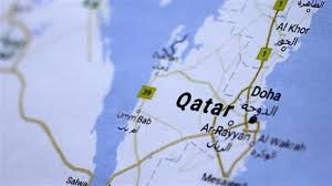 uae map world map uae omits qatar from world map amid airspace row