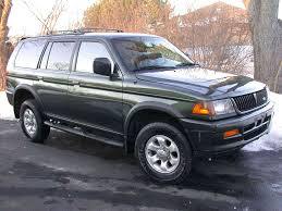 1998 mitsubishi montero sport photos specs news radka car s blog