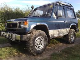 the mitsubishi pajero owners club view topic an offroader is