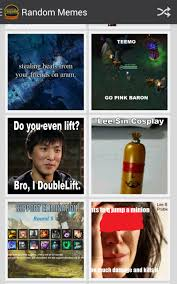 Lol Memes - com lol memes league of legends appstore for android