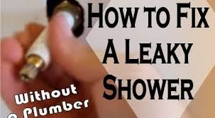 Leaky Shower Faucet Repair Leaking Shower Head How To Diagnose Uninstall And Repair A