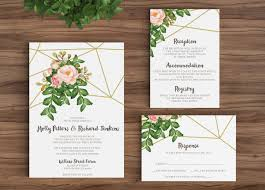wedding invitations gold coast wedding invitation template rustic bohemian floral