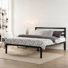 super metal platform bed frame twin inexpensive metal platform