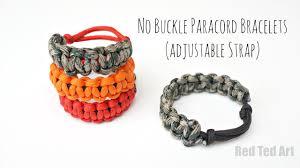 paracord bracelet buckle make images How to make a paracord bracelet without buckles adjustable jpg
