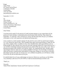 retail cover letter download cover letter retail fantastic cover