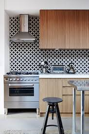 black backsplash in kitchen geometric backsplash designs and kitchen décor possibilities