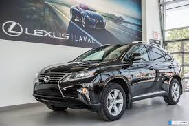 lexus rx inventory pre owned 2014 lexus rx 350 premium camera in laval pre owned