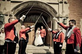 wedding arches canada canadian weddings traditions in toronto canadian