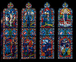replace glass in window confederate flags removed from national cathedral stained glass