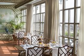 restaurant winter garden el palace hotel barcelona