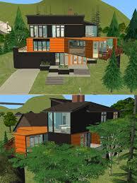 twilight cullen house mod the sims twilight cullen house