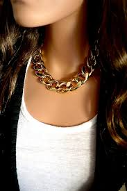 chunky necklace chain images Chain chunky necklaces juicy wardrobe jpg