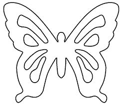 patterns my heart is a flutter with butterflies free craft