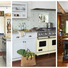 Country Kitchen Indianapolis Indiana - angie wendricks indiana tiny home decorating with white