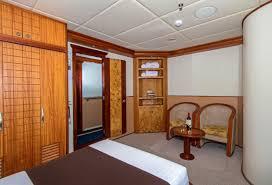 treasure of galapagos yacht design