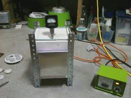 homemade electric kiln 6 steps with pictures