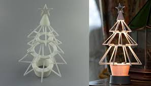 weekly roundup ten 3d printable unique tree decorations