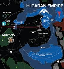 Agartha Map Pilot Illustration Mk2