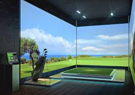 golf simulator home theater the estates at acqualina most impressive oceanfront development in