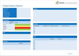 weekly progress report template project management what s the 411 the importance of project status reports inloox