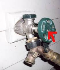 Anti Siphon Valve On Outdoor Faucet Arrowhead Freeze Free Faucet Frustration The Collie Farm Blog