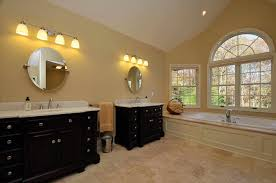 Updated Bathroom Ideas White Glass Kitchen Cabinet Doors Caruba Info