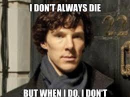 Funny Sherlock Memes - sherlock obviously sherlock amino