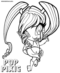 disney fairy vidia in pixie coloring page pixie coloring pages