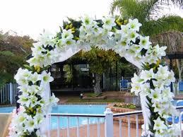 wedding fashion outdoor wedding decorations