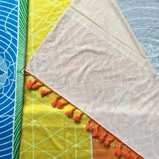 Yoga Home Decor Chakra Yoga Mat Cover And Blanket 100 Cotton Eternal Vibrations