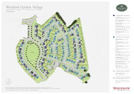Redrow Oxford Floor Plan Interactive Site Map Woodford Garden Village Redrow