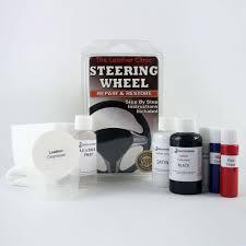 Leather Sofa Dye Repair by Jaguar Leather Steering Wheel Repair And Restore Full Kit Inc