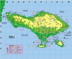 bali indonesia map map of bali indonesia baliwall com bali map