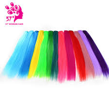 Long Synthetic Hair Extensions by Dream Diana Clip In One Piece For Ombre Hair Extensions 16