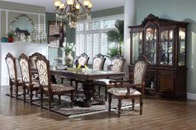 9pc dining room set bel furniture houston u0026 san antonio