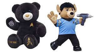 build a teddy trek 50th anniversary build a bears are out of this world