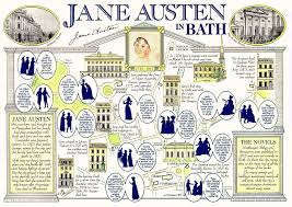 pride and prejudice pemberley important places in pride and prejudice and jane austen s life map